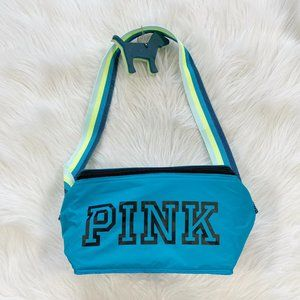 PINK VICTORIA'S SECRET Blue Small Lunch Box Cooler